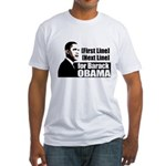 Customizable T-shirt for Barack Obama