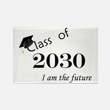 Born in 2012/Class of 2030 Rectangle Magnet