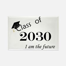 Born in 2012/Class of 2030 Rectangle Magnet (10 pa