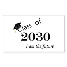 Born in 2012/Class of 2030 Decal
