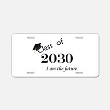 Born in 2012/Class of 2030 Aluminum License Plate