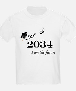 Born in 2012/College Class of 2034 T-Shirt