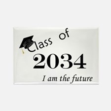 Born in 2012/College Class of 2034 Rectangle Magne