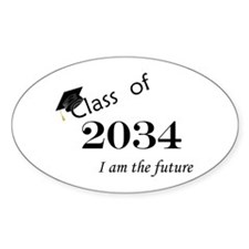 Born in 2012/College Class of 2034 Decal