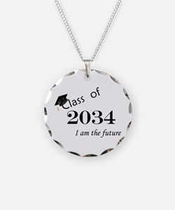 Born in 2012/College Class of 2034 Necklace
