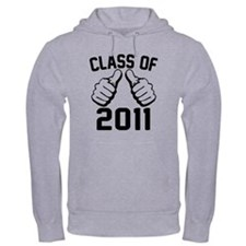 I Am Class of 2011 Hoodie