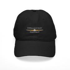 Herman Cain 2012 Baseball Hat