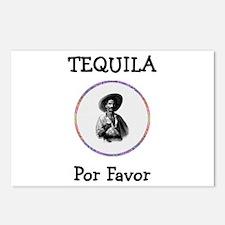 Tequila Por Favor Postcards (Package of 8)