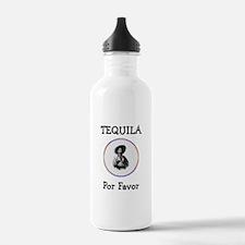 Tequila Por Favor Water Bottle