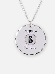 Tequila Por Favor Necklace