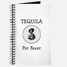 Tequila Por Favor Journal