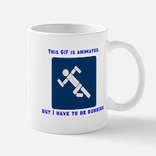 This gif is animated, but I h Mug