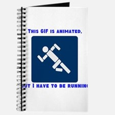 This gif is animated, but I h Journal