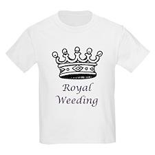 Unique Royal wedding T-Shirt