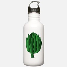 I Love Artichokes! Water Bottle