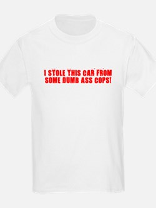 Cute Cop bumper T-Shirt