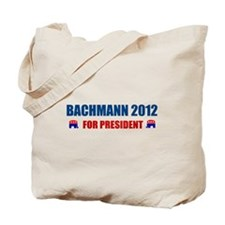 Cute Michele bachman Tote Bag