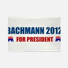 Cute Michele bachman Rectangle Magnet