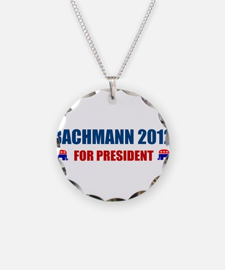 Cute Michele bachman Necklace