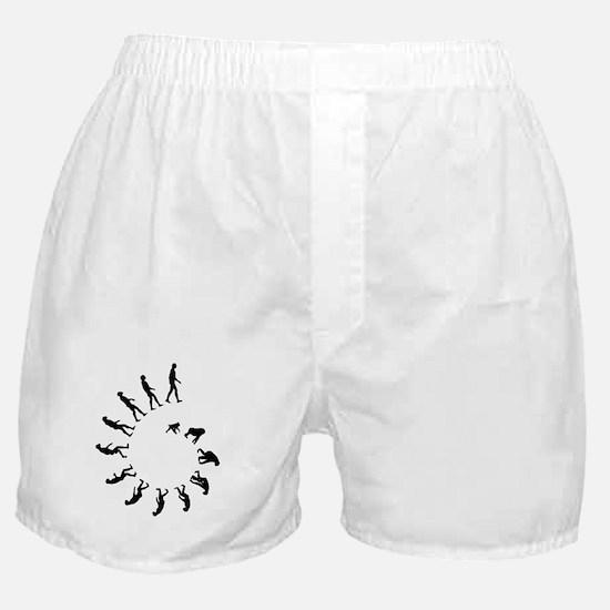 Evolution Spiral Boxer Shorts