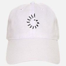 Evolution Spiral Baseball Baseball Cap