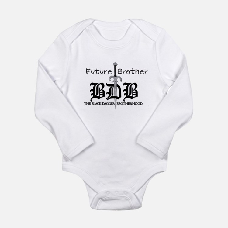 Future BDB Brother Long Sleeve Infant Bodysuit