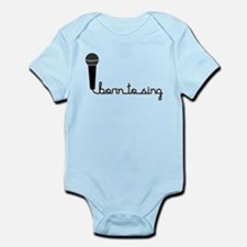 Born to Sing Infant Bodysuit
