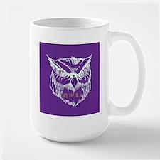 Ministry of Owls Large Mug