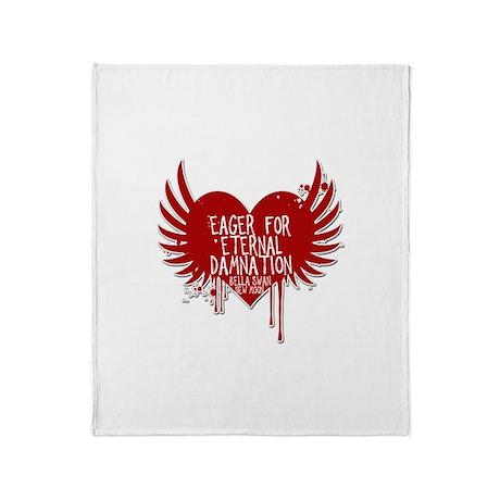 Eternal Damnation Throw Blanket
