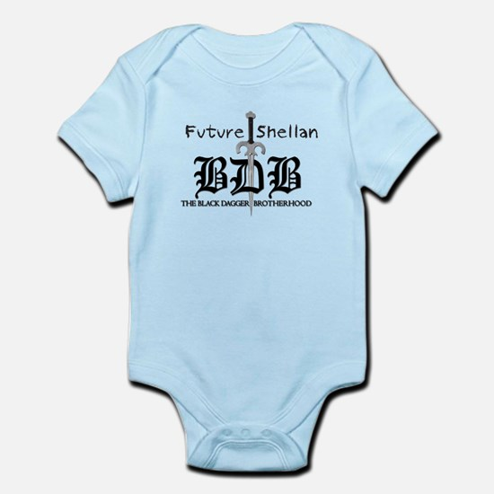 Future BDB Shellan Infant Bodysuit