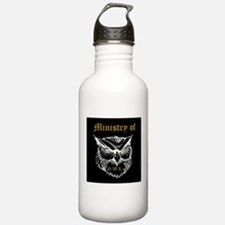 Ministry of Owls Water Bottle