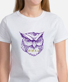 Ministry of Owls Tee