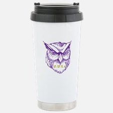 Ministry of Owls Travel Mug