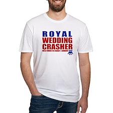 Royal Wedding Crasher Shirt