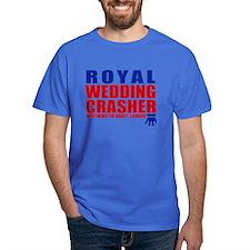 Royal Wedding Crasher T-Shirt