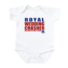 Royal Wedding Crasher Infant Bodysuit