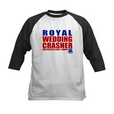 Royal Wedding Crasher Tee