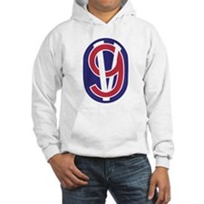 Cute 95th infantry division Hoodie