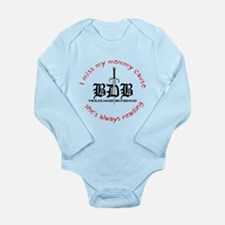I Miss My Mommy Long Sleeve Infant Bodysuit