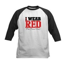 Custom I Wear Red Tee
