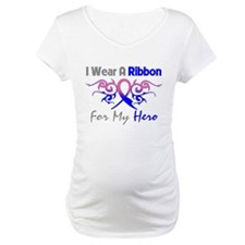 Male Breast Cancer Hero Shirt