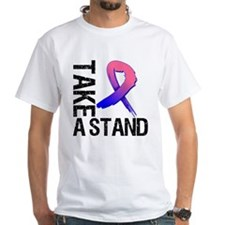 Male Breast Cancer TakeAStand Shirt