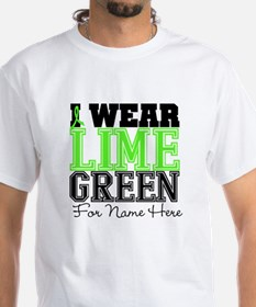 Custom Lymphoma I Wear Shirt
