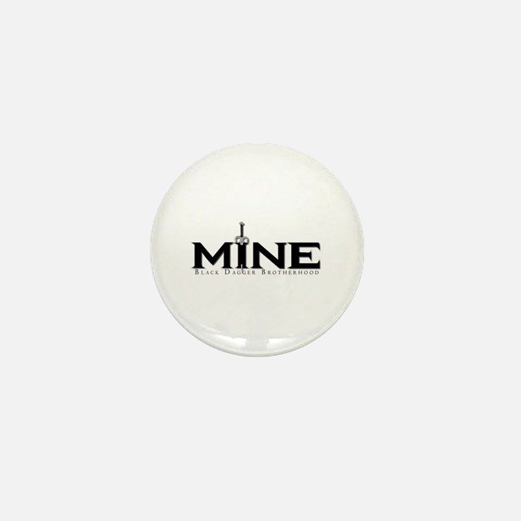 Mine Mini Button