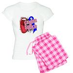 Male Breast Cancer Sucks Women's Light Pajamas