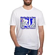 Moving MaleBreastCancer Cure Shirt