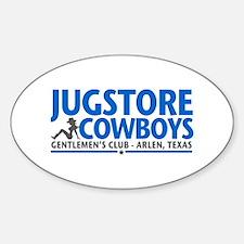 Jugstore Cowboys Decal