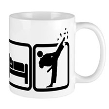 EAT-SLEEP-TKD Mug