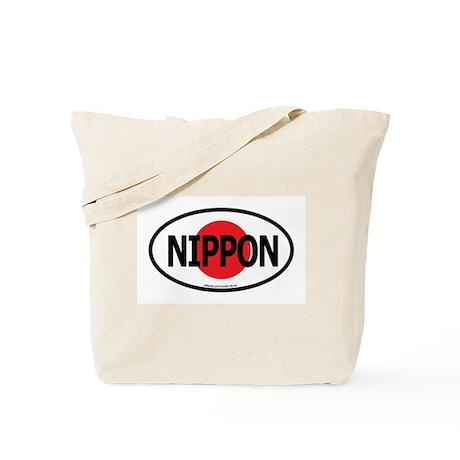 """""""NIPPON"""" Japan Euro Tote Bag"""