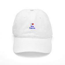 I Love/Heart Maine Democrats Baseball Cap